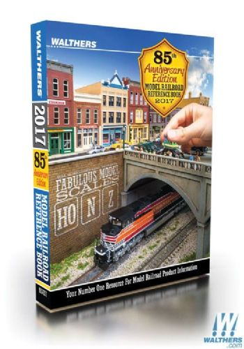 Walthers 913-217 Walthers All-Scale Reference Book (85th Anniversary)